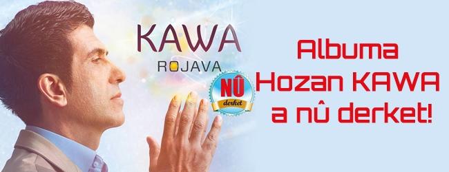 Albuma 'Rojava' ya Kawa'yê derket