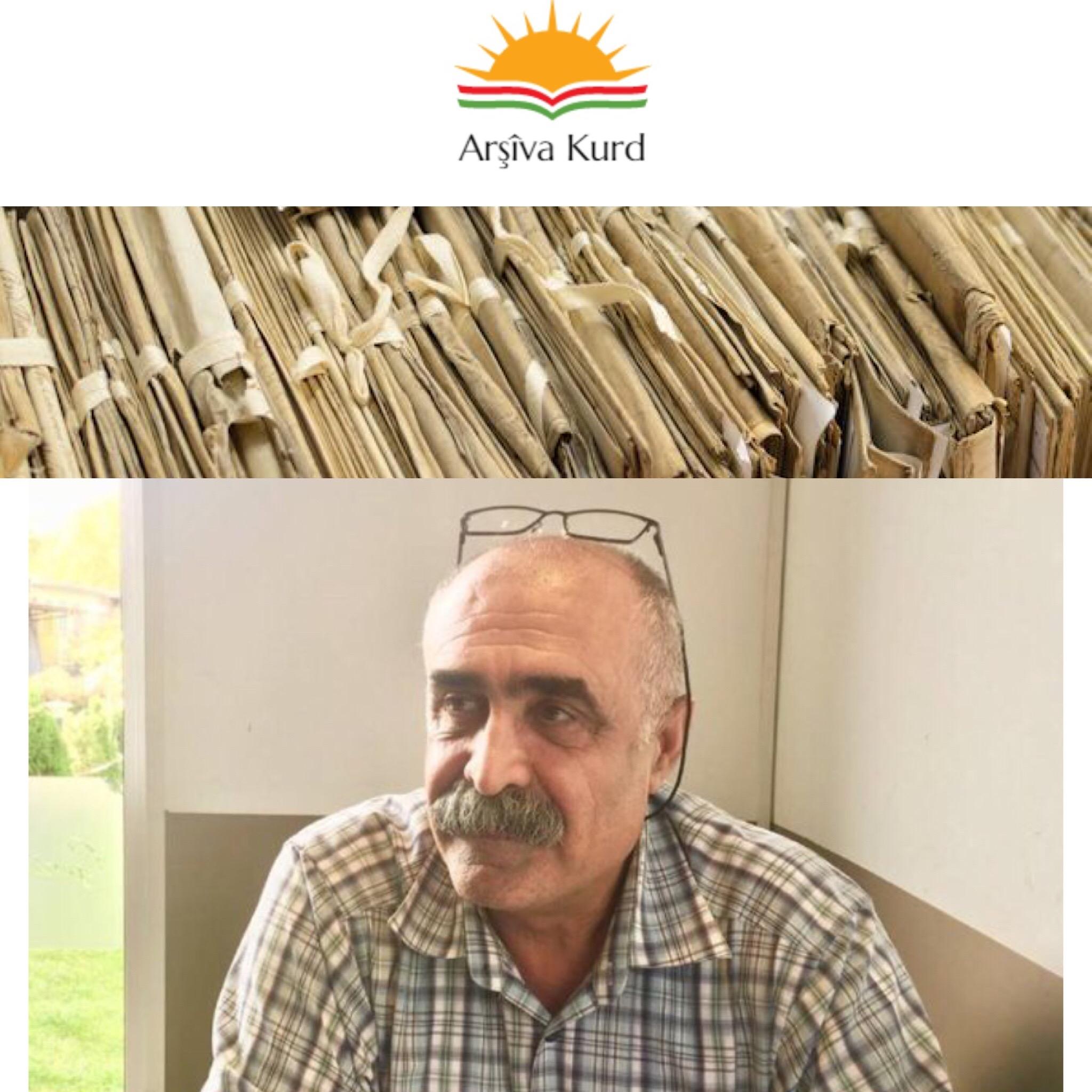 Bîst hezar kovarên kurdî arşîv kirine