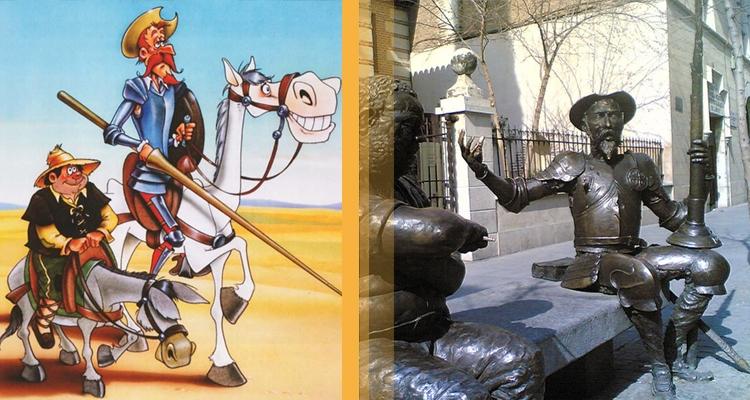 Don kîşot di hizrên Cervantes de (Beşa 3)