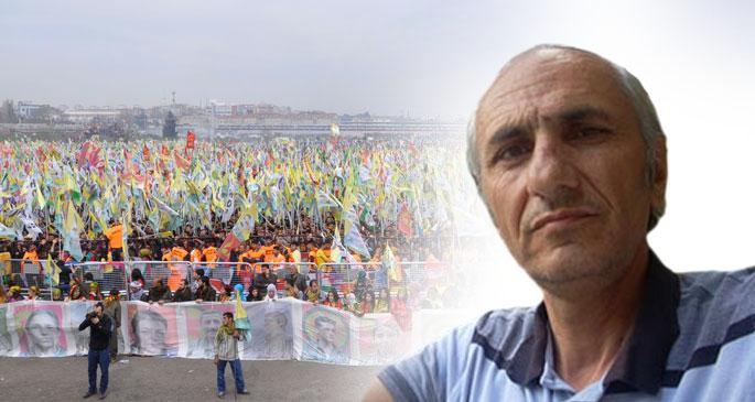 Ez çûm şahiya Newroza Stenbolê