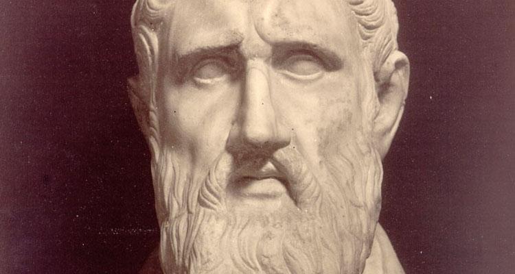 Feylosof Zenon û ramanên wî yên dijberî tevgerê