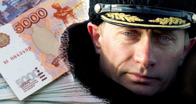 Gefa Putin li ser Ukrayina xisar da aboriya Rusya