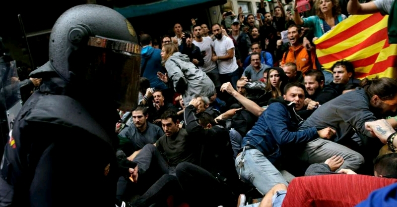 Gelê Katalon dengê xwe ji bo Serxwebûnê da