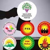 Gelo derîyê kîjan partîyên Kurd ji Tirkan ra girtî ne!