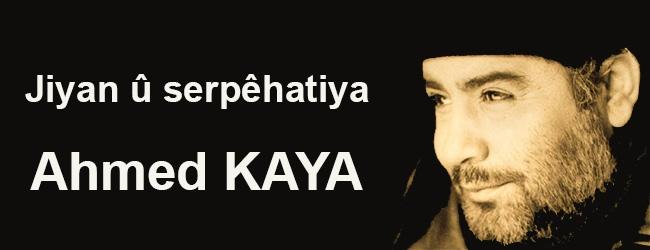 Jiyanameya Ahmed Kaya