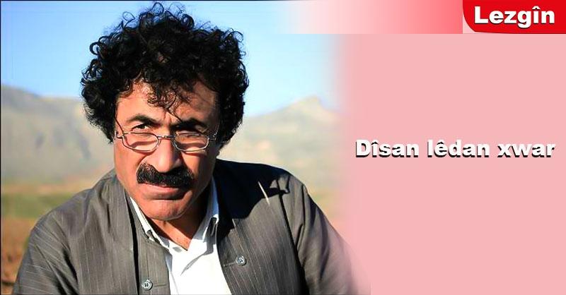 Lezgîn; Ferhad Sengawî hate revandin