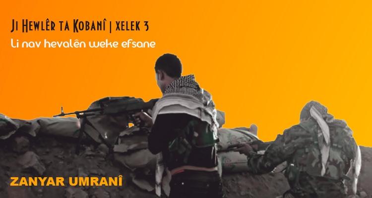 Li nav hevalên weke efsane | Zayar Umranî