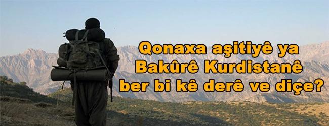 Qonaxa aşitiyê ya Bakûrê Kurdistanê ber bi kê derê ve diçe?